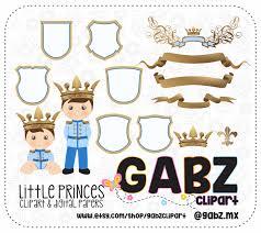 little princes clip art boy prince birthday baby shower