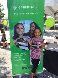 debit cards for kids greenlight card this is so excited to get