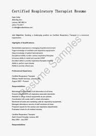 Respiratory Therapist Resume Templates Use This Free Sample Pediatric Occupational Therapist Resume With