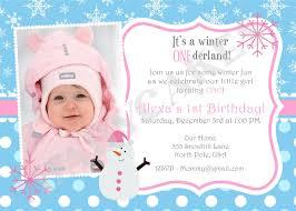Sample Of Birthday Invitation Card For Kids Sample Birthday Invitation Wording For 1st Birthday Iidaemilia Com