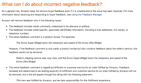 remove negative feedback amazon fba does your amazon seller feedback have you down the selling family