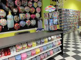 party supply stores sugarbuzz candy and party supplies store opening party store