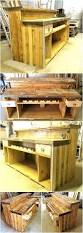 Pallet Furniture Bar Awesome Plan For Wooden Pallet Bar Wood Pallet Furniture