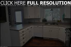 clean white painted kitchen cabinets kitchen decoration