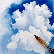 25 beautiful painting clouds ideas on pinterest sky painting