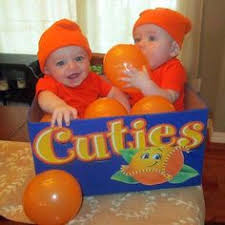 Baby Halloween Costumes Ideas Box Cuties Clementines Homemade Baby Costume Creative