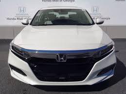 honda accord 2018 used honda accord sedan ex l navi cvt at honda mall of georgia