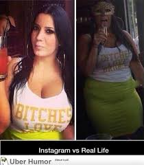 Funny Women Memes - there are two kinds of instagram photos for women funny pictures