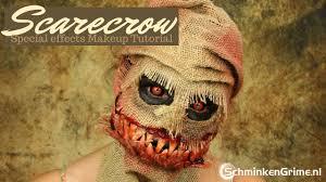 scarecrow halloween scarecrow makeup tutorial halloween look special effects