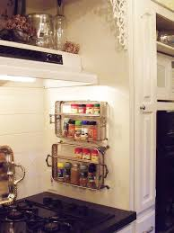 Antique Spice Rack 8 Diy Spice Rack Ideas To Spice Up Your Kitchen