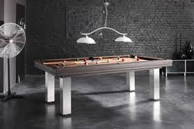 loft billiards table by toulet