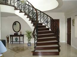 curved staircase wall decorating ideas amazing u2013 simple kitchen detail