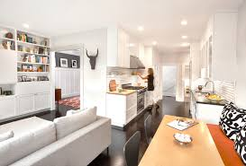 Kitchen Family Room Designs Remodeling San Francisco Connectedness And Privacy For