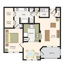 Bath Floor Plans Floor Plans The Park At River Oaks Luxury Apartments Living