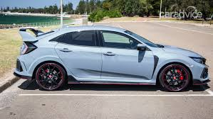 honda civic type r 2018 2018 honda civic type r review road test road and tracks