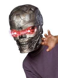 gus fring halloween mask meet the terminator salvation toys