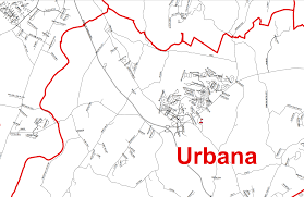 Maryland Zip Code Map by For Sale In Urbana Md