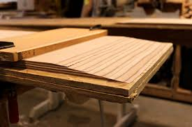 neytiri building the plywood hull clear stream fine woodworking