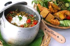 cara membuat nasi bakar khas bandung nasi liwet alchetron the free social encyclopedia