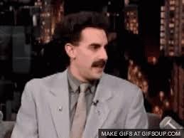 Borat Very Nice Meme - borat very nice gif 8 gif images download