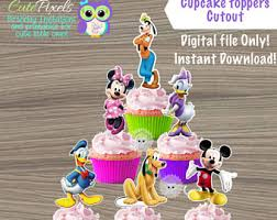 mickey mouse clubhouse centerpiece mickey mouse clubhouse