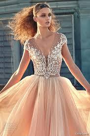 blush wedding dress trend beautiful 2016 wedding dress trends part 2 bridalpulse