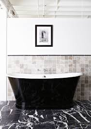 glamorous art deco bathroom completehome