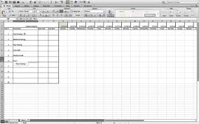 weekly planner excel template how to build a simple three week rolling schedule in excel youtube