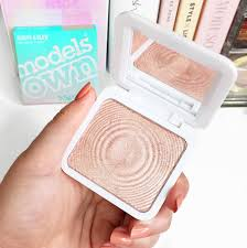 and glow models own is coming to priceline sculpt and glow highlighter
