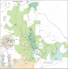 Utah State Parks Map by Maps Cook Forest Cook Forest Maps Maps U0026 Directions