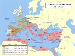 Sparta On Map Year Of The Four Emperors Wikipedia