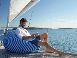 Bean Bag Chairs For Boats Noomi Bean Bags Stretchy Comfy Washable Ready To Use Bean