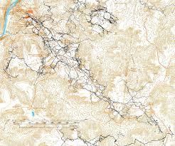Mammoth Map Npota Mammoth Cave