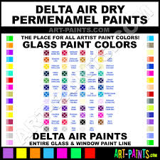 delta air dry permenamel glass and window paint colors stained