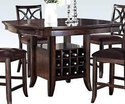 south shore crea craft table counter height table with storage acme storage counter height table