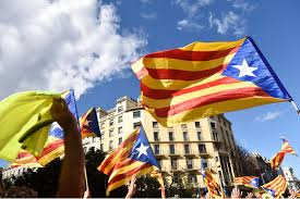 catalan independence would place a de facto cap on the euro in