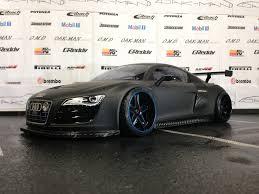 Audi R8 Matte Black - audi r8 oak man designs