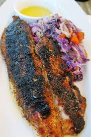 8 Classic Fish And Seafood Sauce Recipes Blackened Red Fish With Emeril U0027s Quick Cabbage And Lemon Butter