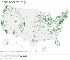 Beer Map Of Usa by Throwback Thursday A Past And Present Look At The Old Dallas