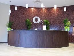 Salon Reception Desk Salon Reception Desk