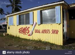 flukes artists shop trellis bay tortola british virgin islands
