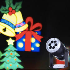 1x new arrival 2017indoor merry led light projector