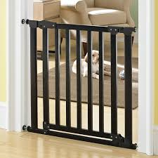 Child Stair Gates The Martha Stewart Pets Tension Gate Is Perfect For Attaching To A
