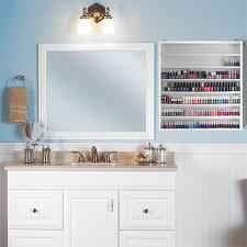 home dzine home diy make a nail polish organizer