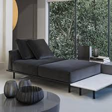 Chaise Longue Sofa Timothy Sofa Lounge Sofas From Meridiani Architonic