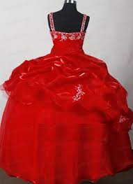 red ball gown dresses for kids 3 weddings eve