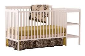 Changing Table And Crib Crib Changing Table Combo Thereviewsquad