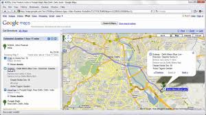 Google Maps Truck Routes by Delhi Metro On Google Maps Youtube