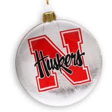 of nebraska ornaments