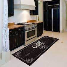 Kitchen With Black Cabinets Awesome Kitchen With Black Cabinets And Gas Range Completed With
